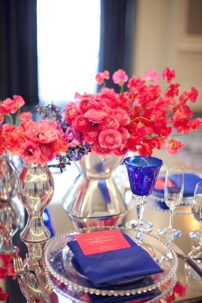 Coral, blue and pink wedding theme | Weddings Croatia
