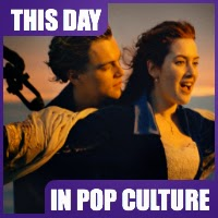"""""""Titanic"""" debuted in theaters on December 19, 1997."""