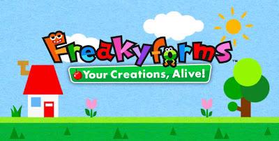 Freakyforms 3DS eShop
