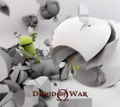 Android Vs Apple Wallpaper 1920x1080