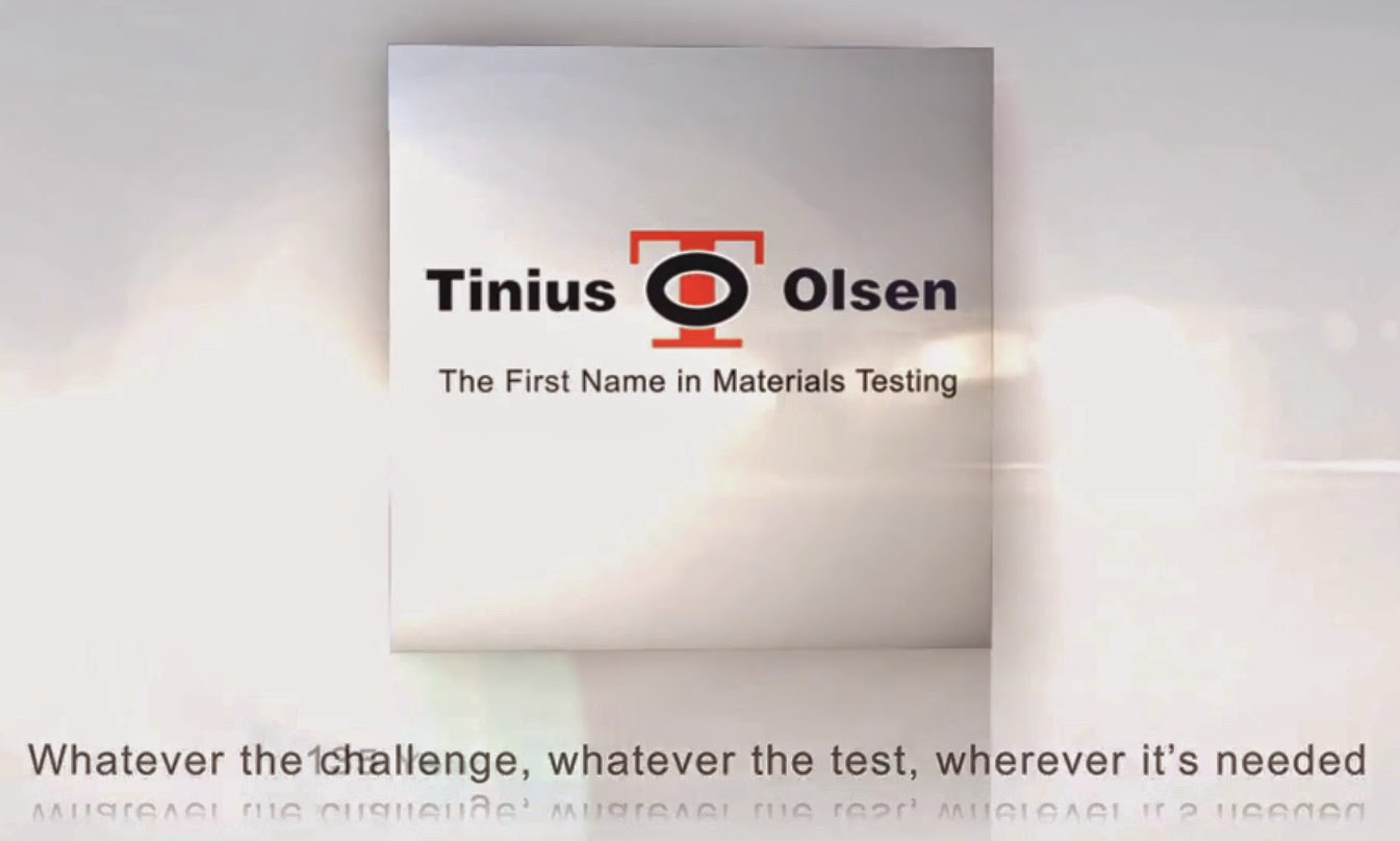 tinius testing machine company