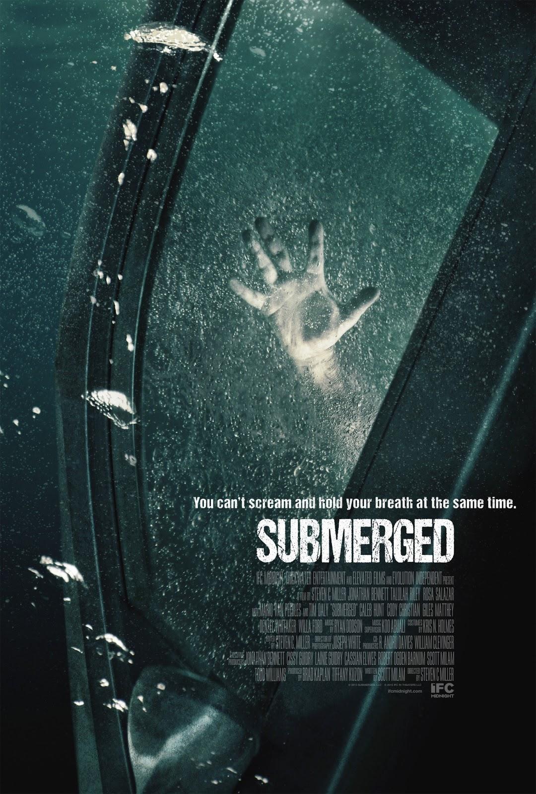Cuộc Chiến Sinh Tồn - Submerged