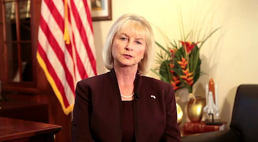 Sandy Adams Weekly Republican Address TEXT PODCAST VIDEO 11/26/11
