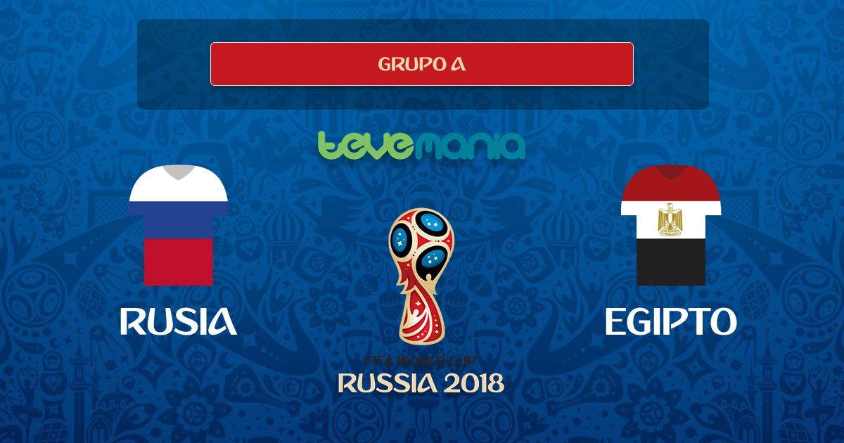 Rusia goleó 3 a 1 a Egipto y es el primer clasificado a Octavos