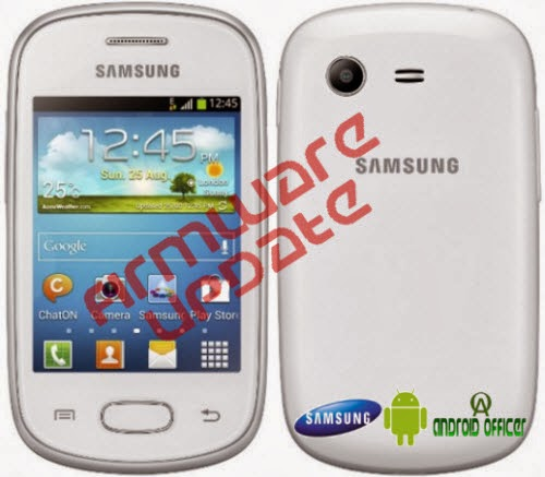 Samsung Galaxy Pocket Plus GT-S5310B