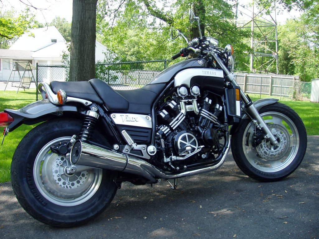 fast havey bikes yamaha vmax 1200