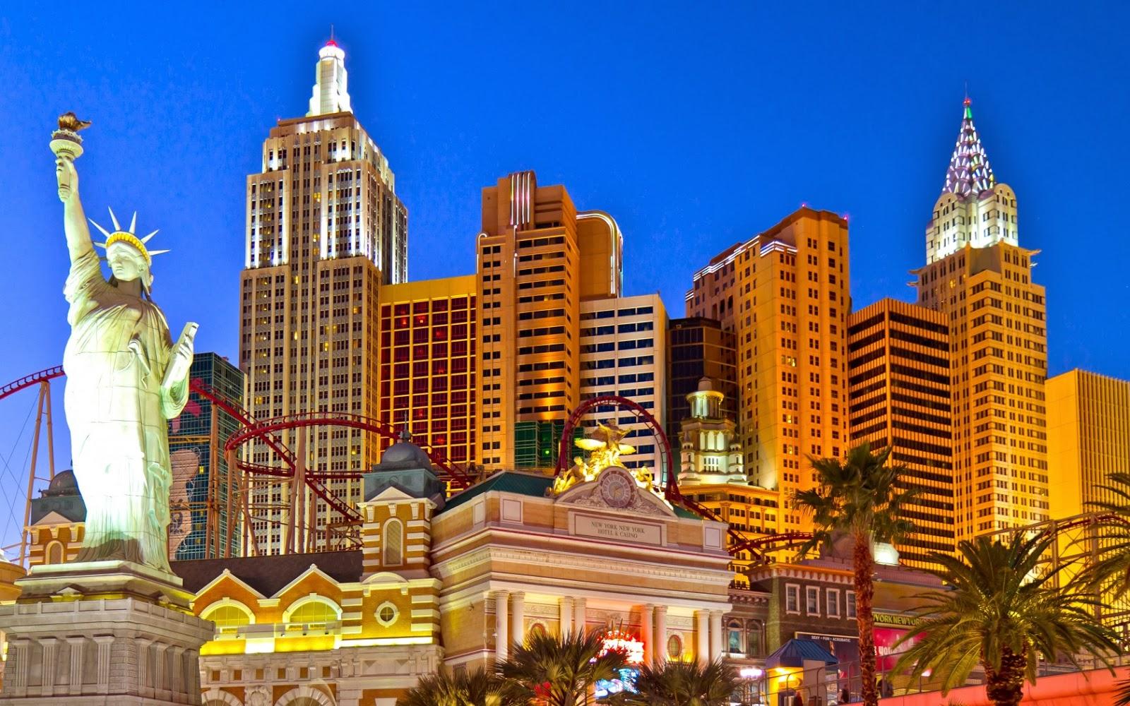 New York-New York Hotel y Casino Las Vegas