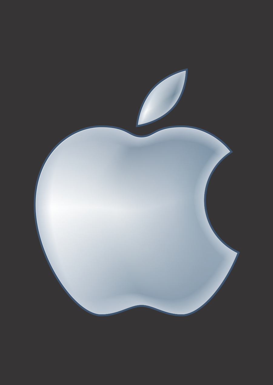 Apple Logo Vector download free