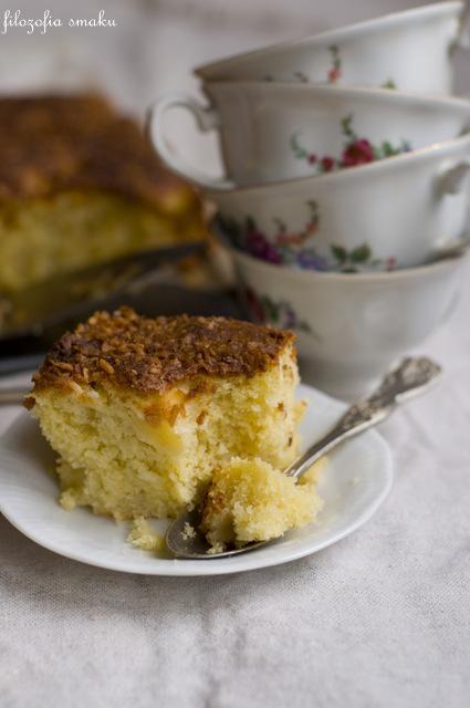Ciasto z ananasem przepis