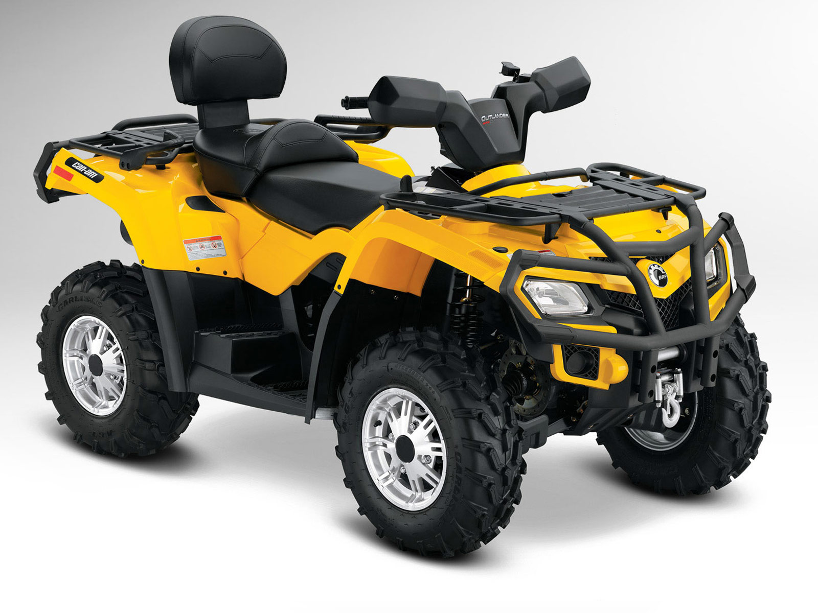 can am atv pictures 2012 outlander max400xt. Black Bedroom Furniture Sets. Home Design Ideas
