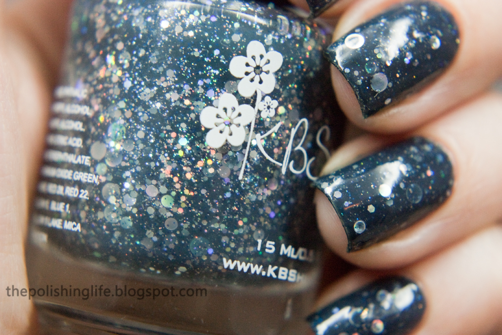 KBShimmer Will Yule Marry Me? swatches and review