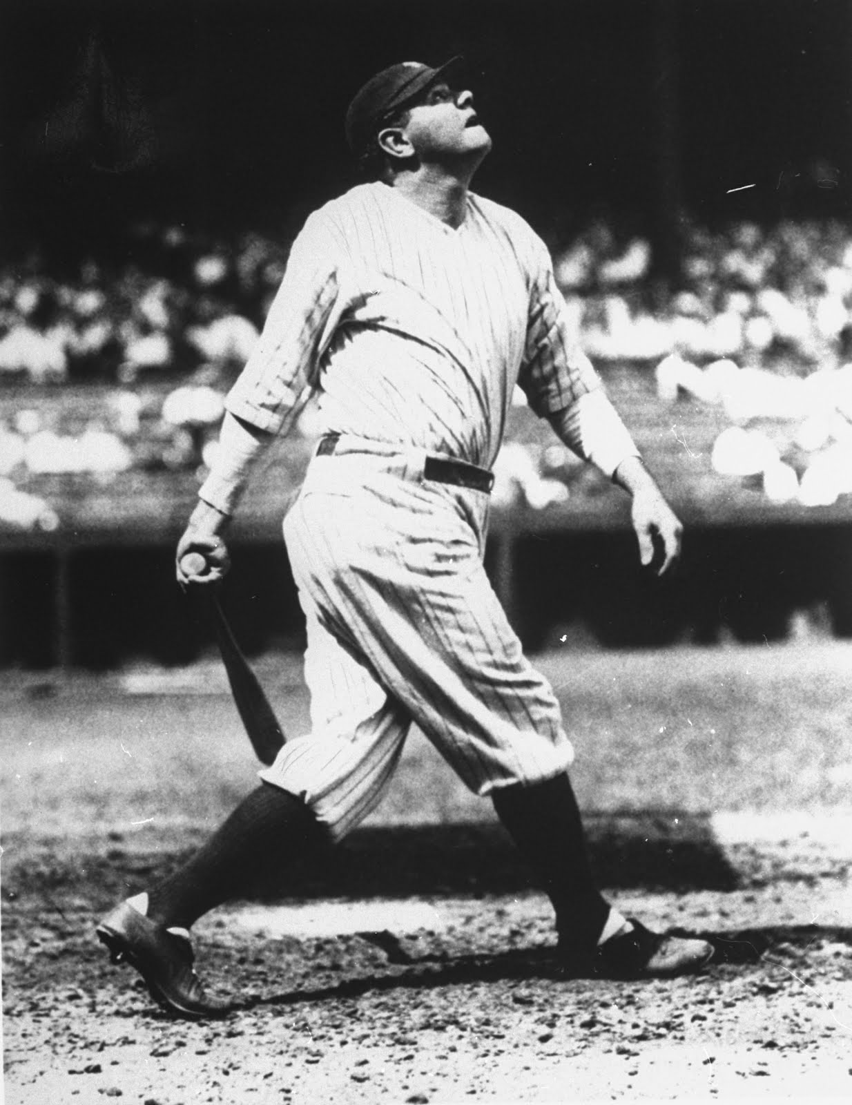 Bleeding Yankee Blue: WHAT IF DEREK JETER & BABE RUTH ... Babe Ruth