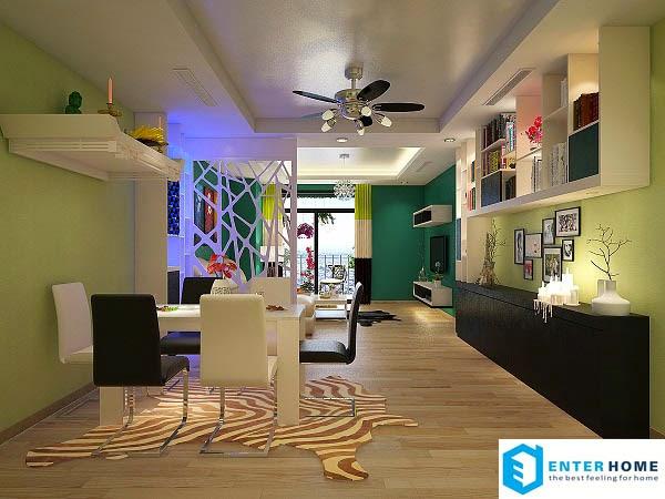 Thiết kế thi công nọi thất nhà anh Thắng P2405 - R5 - Royall City ảnh 5