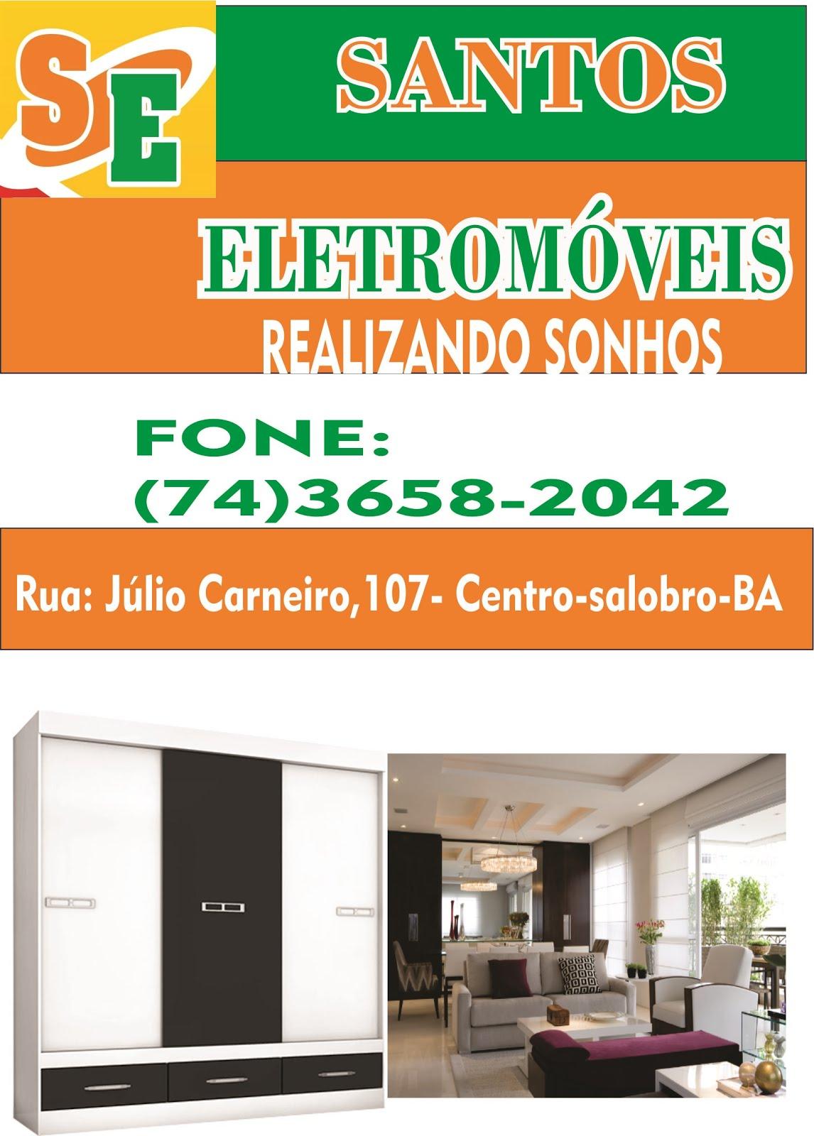 SANTOS ELETROMÓVEIS