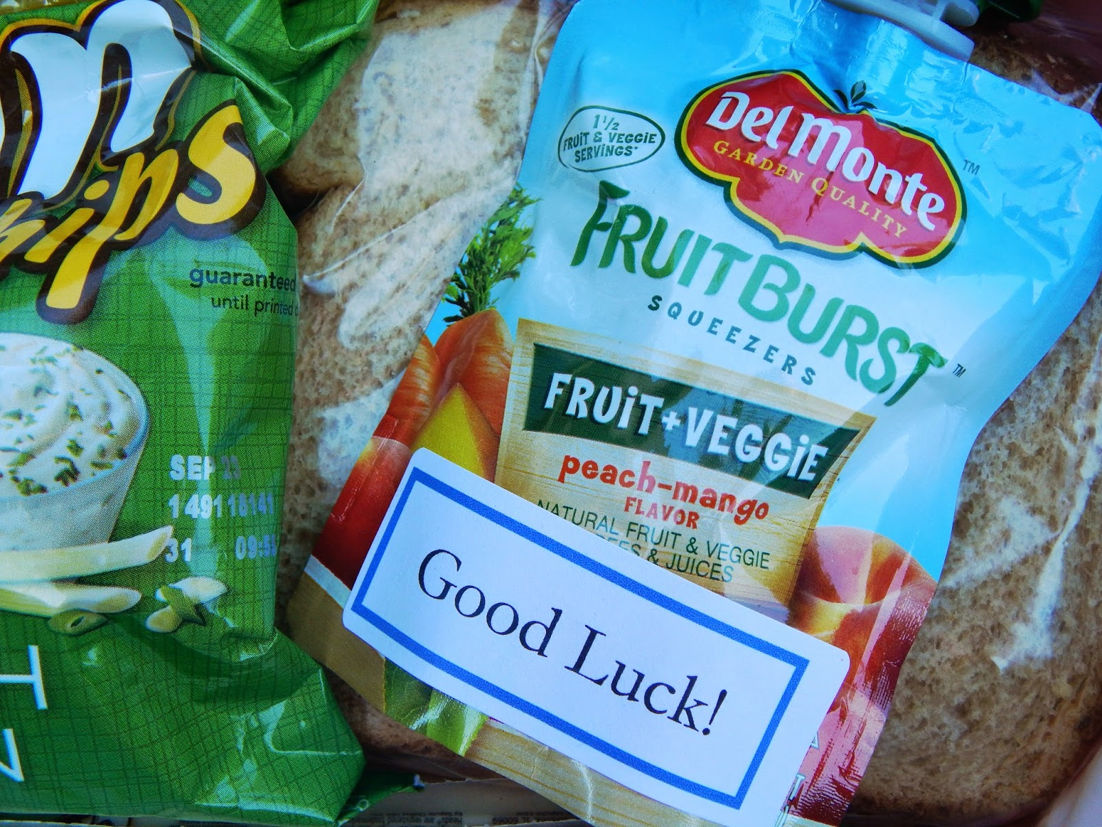 Free Printable Lunch Notes for Back to School #DelMonteBTS #ad #Pmedia