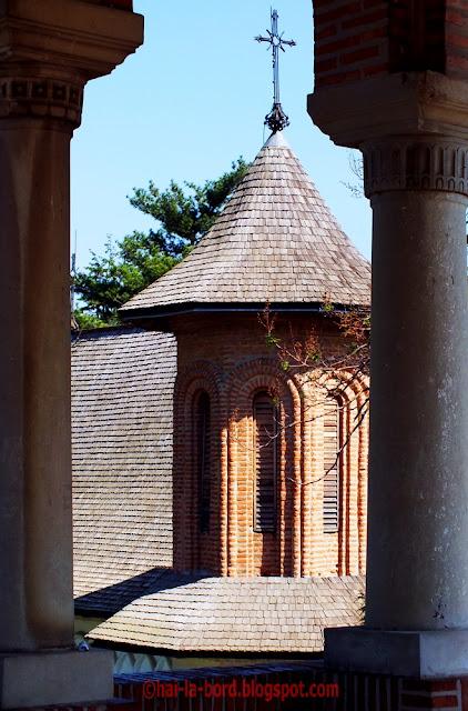 turn biserica mogosoaia