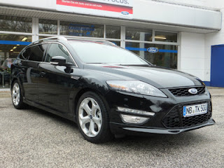 2012 Ford Mondeo Turnier