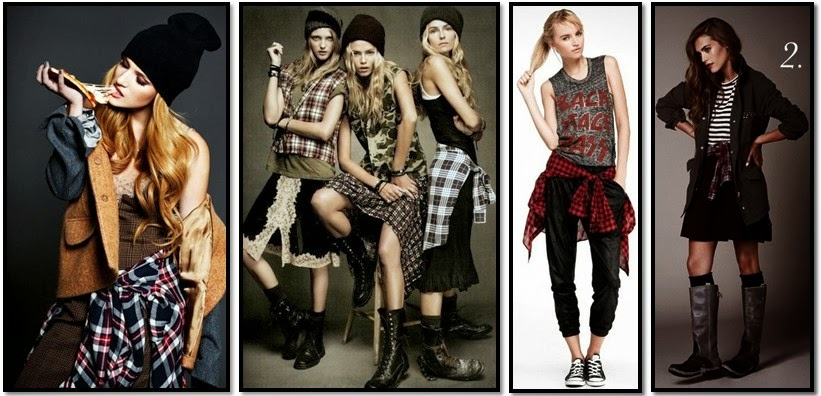 plaid editorial