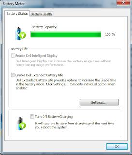 dell battery meter 3