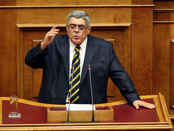 Επίκαιρη ερώτηση του Ν. Μιχαλολιάκου στον Πρωθυπουργό για ΑΟΖ και δηλώσεις υφυπ. ΗΠΑ Φ. Γκόρντον