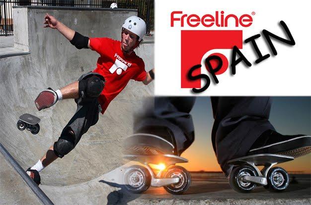 FREELINE SKATE ESPAÑA - DRIFT SKATE