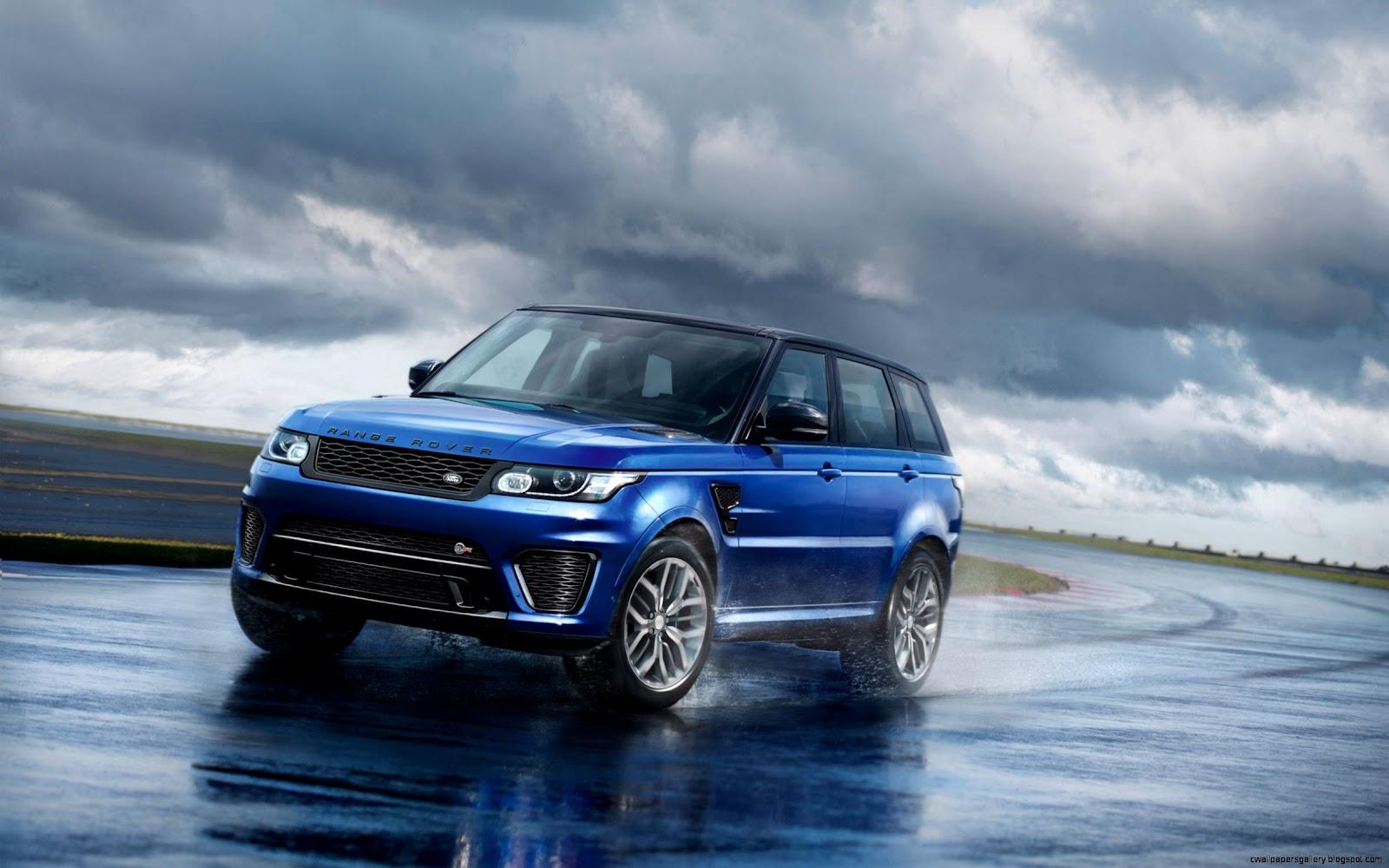 SVR 2015 Range Rover Sport