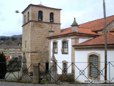 Iglesia Almacave Lamego, Portugal