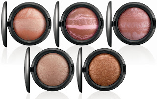 MAC Tropical Taboo Mineralize skinfinishes, msf, Adored, Rio, Lust, Soft and Gentle, Gold Deposit