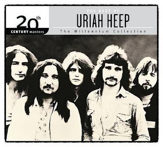 Uriah Heep - Rain