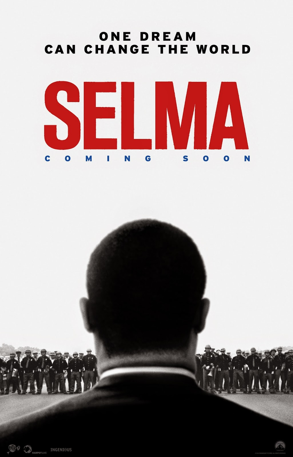 Kyle McMahon plays Senator John J Williams in Oscar nominated Selma