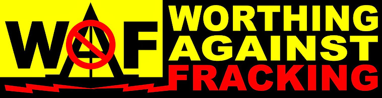 Worthing Against Fracking