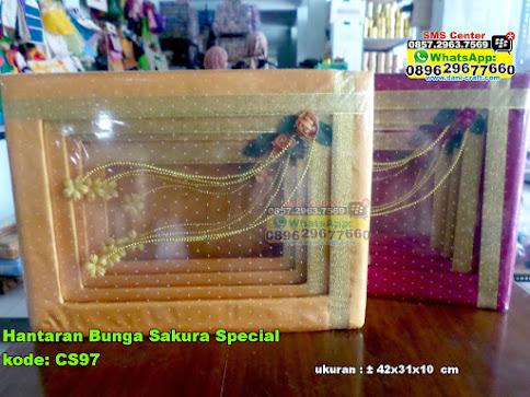 Hantaran Bunga Sakura Special