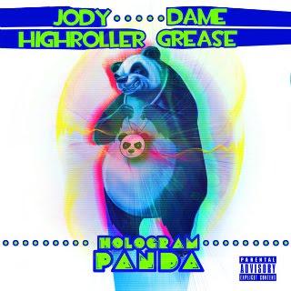 HOLOGRAM PANDA
