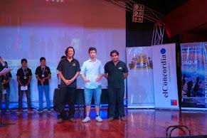 II Internacional de Ajedrez Arica 2015