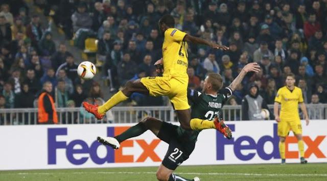 Borussia Dortmund Kalah Tipis 0-1 di Kandang FK Krasnodar