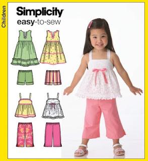 Simplicity 4203