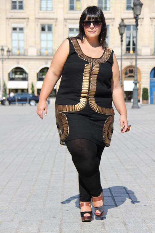 Фото черные толстушки
