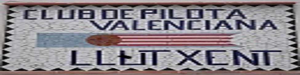 CLUB PILOTA LLUTXENT
