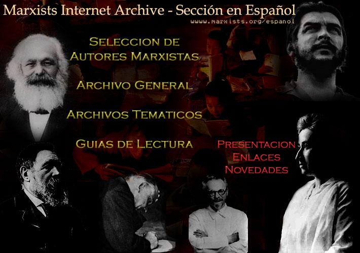 Marxists Internet Archive - Sección en Español