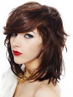 cortes de pelo medio para mujeres