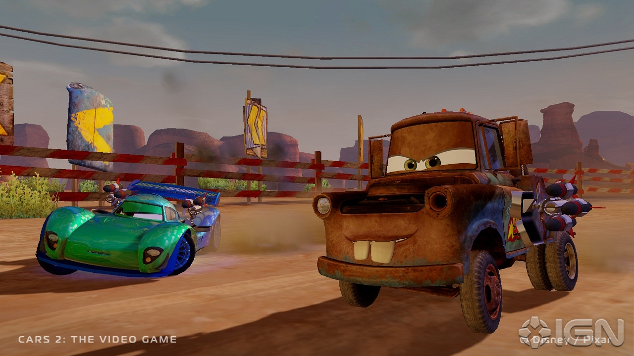 free play game cars 2