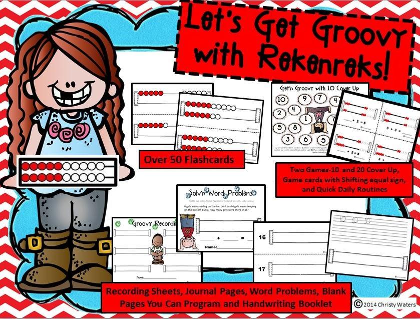 http://www.teacherspayteachers.com/Product/Lets-Get-Groovy-With-Rekenreks-1119050