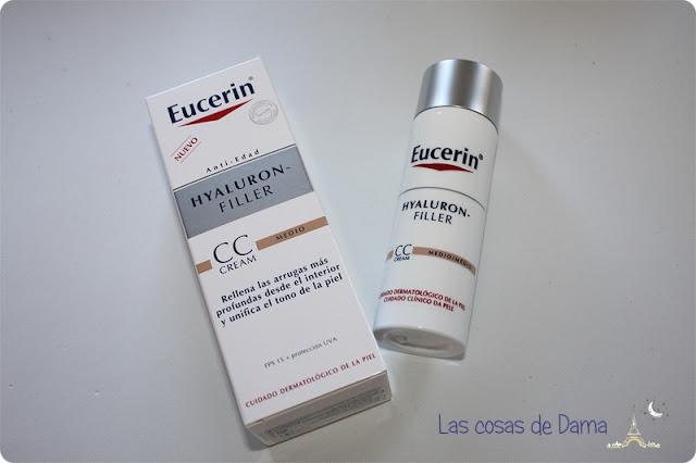 Eucerin CC Cream Hyaluron Filler