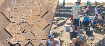 Αρχαία οικία με θησαυρούς 2.500 ετών