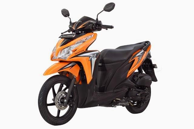 Cara Merawat Sepeda Motor Matic