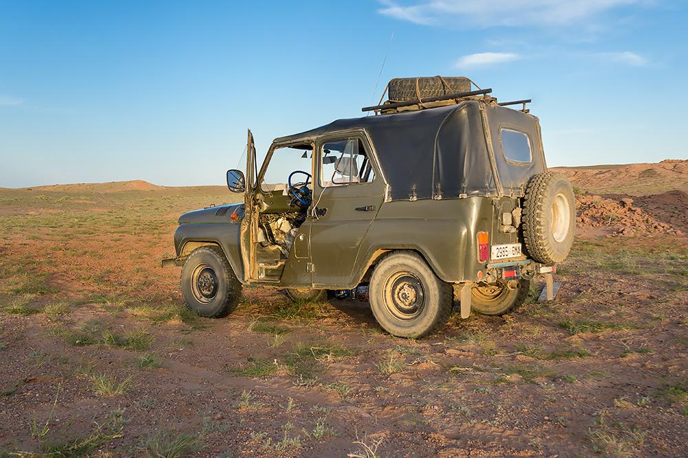 Gobi Desert - Pustynia Gobi - Говь, Govi