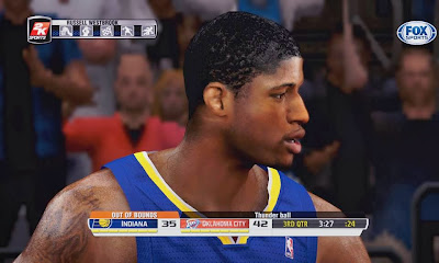 NBA 2K14 PC High-Definition Graphics