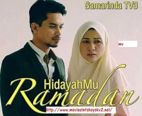 Hidayahmu Ramadan Episod 8