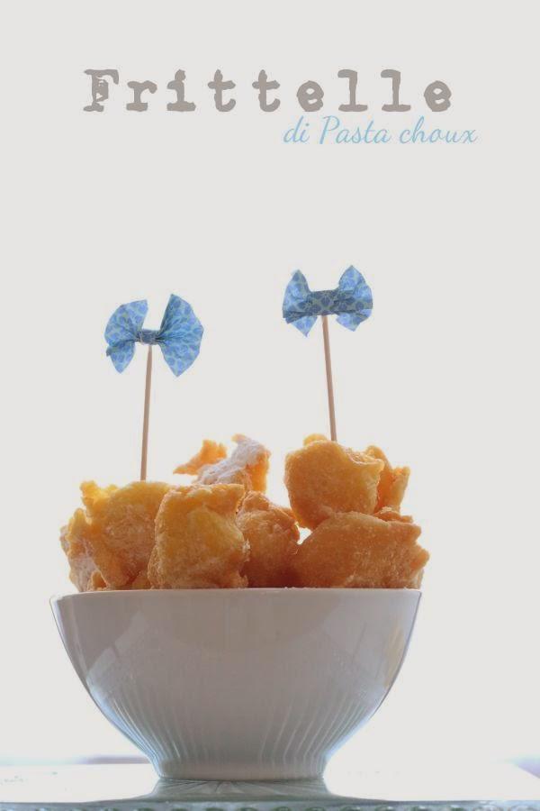 frittelle di pasta choux