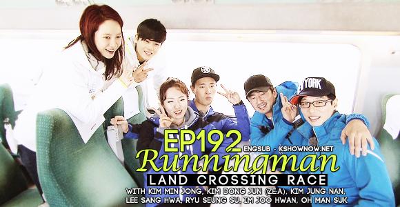 running man, ZE:A, kim min jong, kim dong jun, kim jung nan, lee sang hwa, ryu seung su, im joo hwan, oh man suk, land, crossing, race
